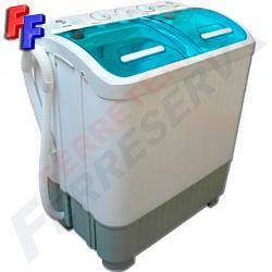 Si buscas Lavarropas Semi Automatico Centrifugador Kassel 4kg Lav4000 puedes comprarlo con TEC-DEPOT está en venta al mejor precio