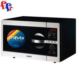 Microondas Digital Enxuta 26lt Con Grill Inox Moenx326dgi
