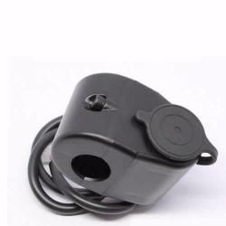 Toma 12 Volts Enchufe Encendedor Cargador Moto Cuatri P/ Gps