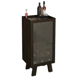 Si buscas Bar Bodega Botellero Para Vinos Porta Copas Cristalero 5001 puedes comprarlo con MATERIALESGUTI está en venta al mejor precio