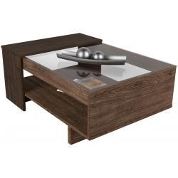 Si buscas Mesa De Living Ratona Centro Moderna Elegante Vidrio Monet puedes  comprarlo con GARUMI está 7b94dd1de1d