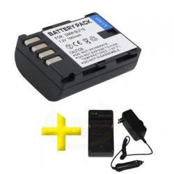 Batería Y Cargador Dmw-blf19 De Cámara Panasonic Dmc-gh4 Y +