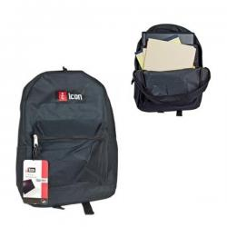 Mochila Para Notebook 15.6 Icon Bkph731-blk Black