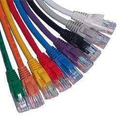 Si buscas Cable De Red Patchcord Cat5e 7,62m Blanco Dracma puedes comprarlo con DRACMA STORE está en venta al mejor precio