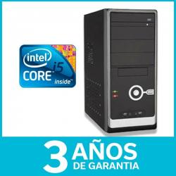 Torre Computadora Pc Equipo I5 2gb 1tb Dvd Nuevo 3 Años
