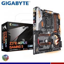 Si buscas Motherboard Gigabyte - Z370 Aorus Gaming 5 1151 puedes comprarlo con New Technology está en venta al mejor precio