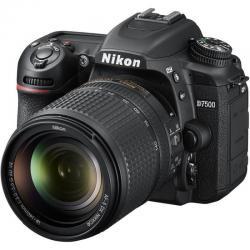 Camara Nikon D7500 Con Lente 18-140mm, Reflex Profesional