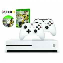 Consola Xbox One Slim 500gb 220v + Joystick Extra + Fifa 17
