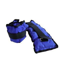 Tobi Pesas 2kg Tobillera Para Fitness Running Pack X2 Febo