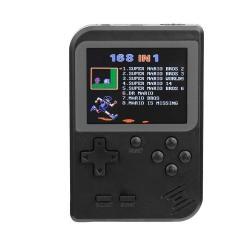 Consola Juegos Retro Portátil 8 Bits + 168 Juegos Salida Tv