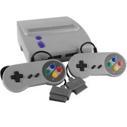 Consola Súper Game Con Ranura Para Cassette 64 Juegos
