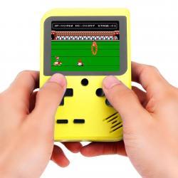 Consola De Juegos Retro Portátil 8 Bits + 168 Game Para Boy