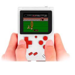 Consola De Juegos Retro Portátil 8 Bits + 400 Game Para Boy