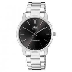Reloj Q&q Plateado Hombre Qa46j201y