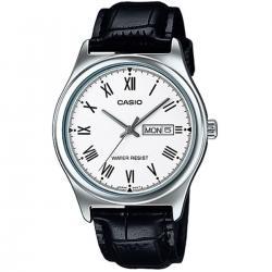 Reloj Casio Mtp-v006l Hombre Doble Calendario 100% Original