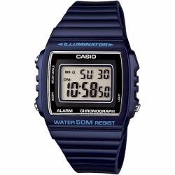 Reloj Casio W-215h Digital Negro Unisex