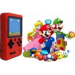 Game Boy Mini Consola Retro Portatil 400 Video Juegos + Obsq