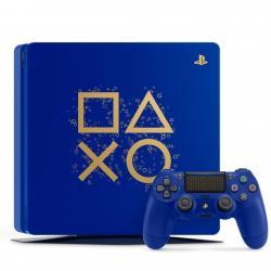 Playstation 4 Ps4 Blue Edition 1tb