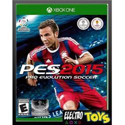 Si buscas Xbox One Pes 15 Pro Evolution Soccer 15 Fisico Nuevo Sellado puedes comprarlo con ELECTROTOYS BOGOTA está en venta al mejor precio