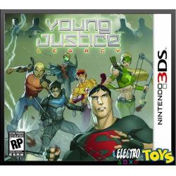 Si buscas 3ds Young Justice Legacy Liga De La Justicia - Nuevo! puedes comprarlo con ELECTROTOYS BOGOTA está en venta al mejor precio