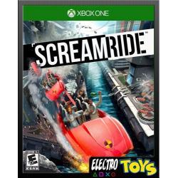 Xbox One Screamride Fisico Sellado Nuevo!!