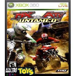 Xbox Mx Vs Atv: Untamed Fisico Nuevo Original Y Sellado!!