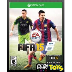 Xbox One Fifa 15 Entrega Inmediata Espanol Latino Fisico