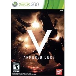 Xbox Armored Core V Fisico Nuevo Original Y Sellado