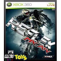 Xbox Mx Vs Atv: Reflex Fisico Nuevo Original Y Sellado!!