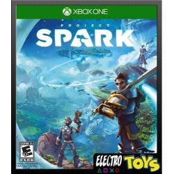 Xbox One Project Spark Fisico Nuevo Original Y Sellado