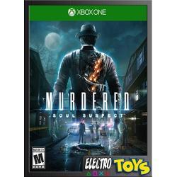 Xbox One Murdered Soul Suspect Fisico Nuevo Original Sellado
