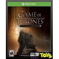 Xbox One Game Of Thrones Juego De Tronos Nuevo Sellado Fisic