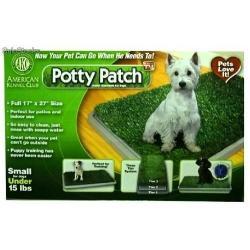 Potty Patch: Tapete Baño Entrenador Para Mascota,mediano