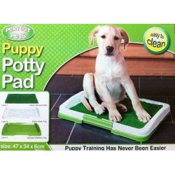 Potty Patch Tapete Baño Entrenador Para Mascota,pequeño Pets