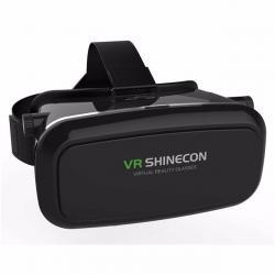 Si buscas Gafas Realidad Virtual Smartphone 3d Shinecon Negras puedes comprarlo con DRACMA STORE está en venta al mejor precio