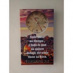 Reloj De Pared Promesas De Israel