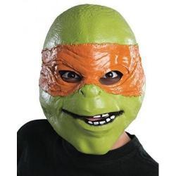 Al Costo Máscara Michelangelo Tortugas Ninja Niños - Adultos