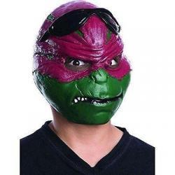 Al Costo Máscara Raphael Tortugas Ninja Niños Adultos Rafael
