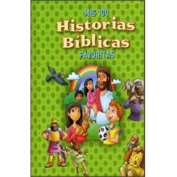 Mis 100 Historias Bíblicas Favoritas