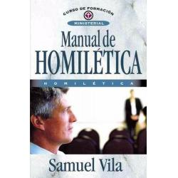Libro Manual De Homiletica Samuel Vila