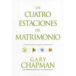 Libro Las Cuatro Estaciones Del Matrimonio Gary Chapman