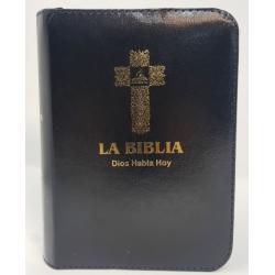 Biblia Dios Habla Hoy Negro Cierre Católica Dhh