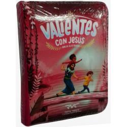 Biblia Ilustrada Valientes Con Jesús Reina Valera