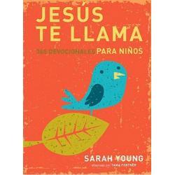 Jesús Te Llama Devocional 365 Lecturas Para Niños Libro