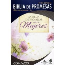 Biblia De Promesas Compacta Para Mujeres