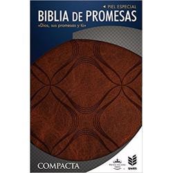 Biblia De Promesas Compacta Dios, Sus Promesas Y Tu