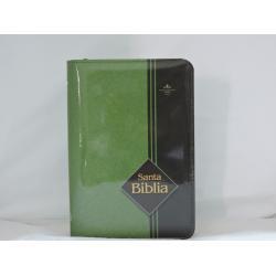 Biblia Agenda Foto Verde Reina Valera 1960