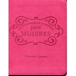 Si buscas Devocionales De Un Minuto Para Mujeres Tapa Blanda puedes comprarlo con TIENDAPABLUS está en venta al mejor precio
