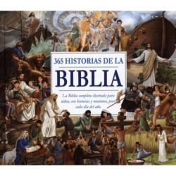 Biblia Para Niños Niñas 365 Historias De La Biblia