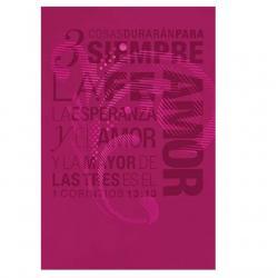 Biblia Compacta Ntv Imitación De Piel Rosa